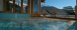 Spa at Chalet d'Adrien - Verbier