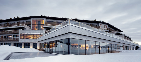 Alpina Lodge