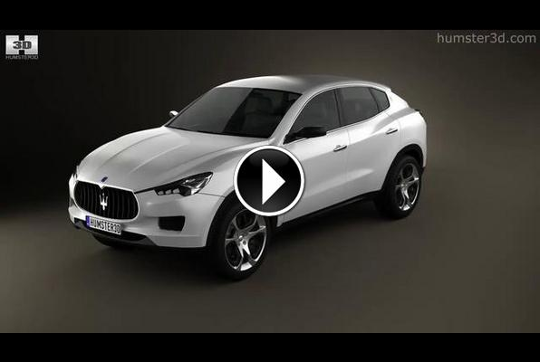 Video of the Maserati Kubang