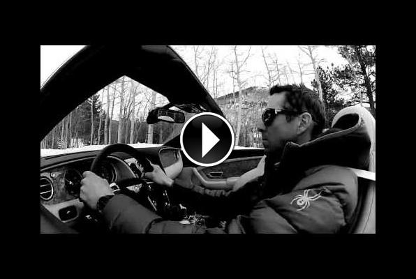 "Video ""In Search Of Snow"" by Bentley Motors"
