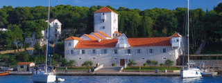 Island of Šolta and Martinis Marchi hotel in Croatia
