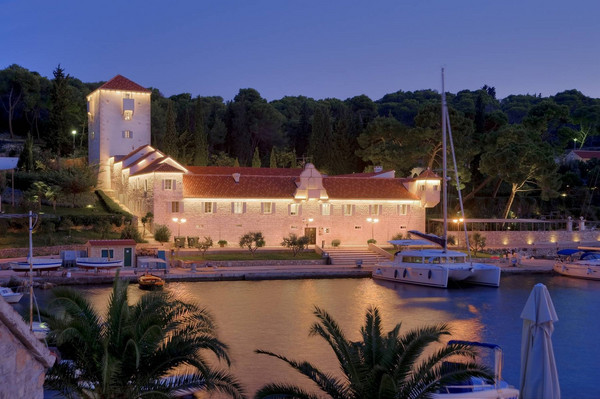 Croatia: Island of Šolta and Martinis Marchi hotel