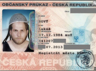 Crazy national identity card, the first pastafarian is born!