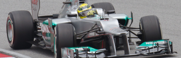 Formula 1: Technology Shocks