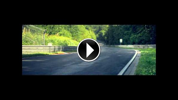 McLaren P1™ fast speed and acceleration
